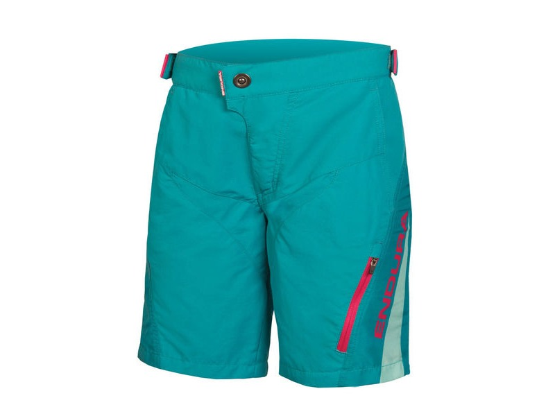 ENDURA Kids MT500JR Short Teal click to zoom image