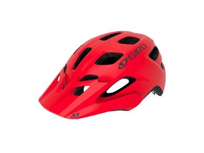 GIRO Tremor Youth/Junior Helmet Matte Bright Red Unisize 50-57cm
