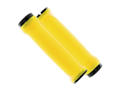 RACE FACE Love Handle Grips Neon Yellow